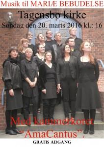 Marts-koncert